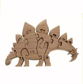 Пазл Стегозавр