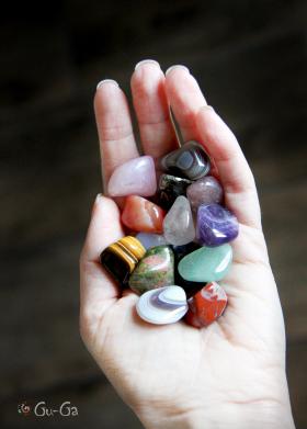 Размер камней 2-2,5см